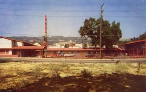 Oaks Motel, 3250 MacArthur Blvd., Oakland, California
